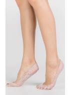 Следы женские LEGS 703 LACE (15 den)