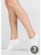 Носки женские хлопковые LEGS 6 SOCKS LOW 6 (3ПАРИ)