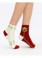 Носки женские хлопковые LEGS 32 SOCKS 32 (2 ПАРИ)