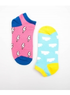 Носки LEGS 23 SOCKS LOW 23 (2 ПАРИ)