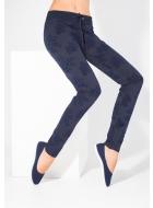 Леггинсы-брюки LEGS L1065 LEGGINGS FLOCK JOGGER