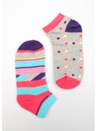 Носки LEGS 40 SOCKS LOW 40 (2 ПАРИ)