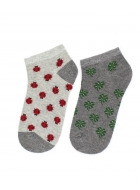Носки LEGS 46 SOCKS LOW 46 (2 ПАРИ)