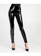 Леггинсы LEGS L1345 LEGGINGS GLOSS LEATHER