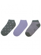 Носки LEGS 52 SOCKS LOW 52 (3пари)