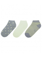 Носки LEGS 53 SOCKS LOW 53 (3пари)
