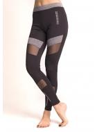 Леггинсы спортивные LEGS L1445 LEGGINGS SPORT INSENT