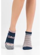 Носки женские хлопковые LEGS 68 SOCKS LOW 68 (3пари)