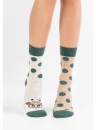 Носки женские хлопковые LEGS 69 SOCKS 69 (3пари)
