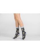 Носки женские теплые LEGS SA8 SOCKS ANGORA SA8
