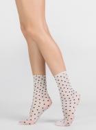 Носки женские с рисунком LEGS L1634 CALZINO POIS