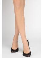 Следы женские LEGS 728 CLASSIC COTTON SILICONE PG