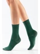 Носки женские с люрексом LEGS 02 SOCKS LUREX RIB 02