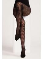 Колготки с рисунком LEGS L1801 LISCA