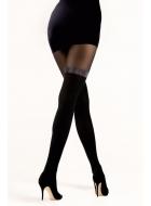 Колготки с люрексом LEGS L1812 PARIGINA LUREX