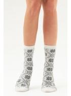 Носки женские шерстяные LEGS W8 SOCKS WOOL W8