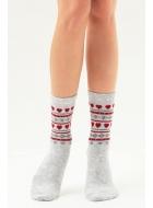 Носки женские шерстяные LEGS W7 SOCKS WOOL W7