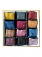 Носки женские теплые PEZZINI  DCZ-604 COCCOLINA (в упаковке - 12 шт. Цена за 1 шт.)