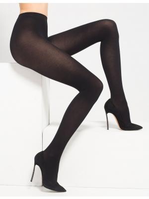 Колготки хлопковые LEGS 601 COTTON 80 (80 den)