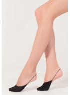 Сліди жіночі LEGS 721 TOE COVER HEELBAND COTTON