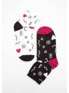 Шкарпетки жіночі бавовняні LEGS 33 SOCKS 33 (2 ПАРИ)