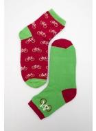 Шкарпетки жіночі бавовняні LEGS 27 SOCKS 27 (2 ПАРИ)