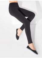 Легінси теплі LEGS L1051 LEGGINGS SEAMLESS (330 den)