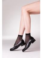 Шкарпетки жіночі з рисунком MURA C3415 CALZINO RIGHE (40 den)