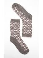 Шкарпетки жіночі вовняні LEGS W4 SOCKS WOOL W4
