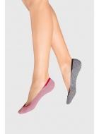 Сліди жіночі LEGS 705 STRIPE