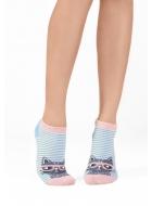 Шкарпетки жіночі бавовняні LEGS 62 SOCKS LOW 62 (3пари)