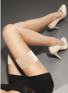 Панчохи прозорі MISS MARILYN EXCLUSIVE MAKE-UP HOLD-UPS 10 EXCLUSIVE MAKE-UP HOLD-UPS 10 (10 den)