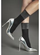 Шкарпетки жіночі з люрексом MURA C3698 FASCIA LUREX CALZINO