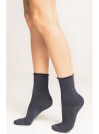 Шкарпетки жіночі з люрексом LEGS L1537 CALZINO LUREX VISCOSA
