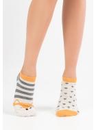 Шкарпетки жіночі бавовняні LEGS 65 SOCKS LOW 65 (3пари)