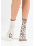 Шкарпетки жіночі бавовняні LEGS 67 SOCKS 67 (3пари)