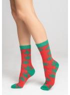 Шкарпетки жіночі теплі LEGS AM2 SOCKS MEN ANGORA AM2