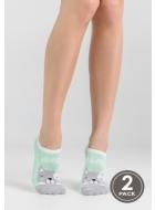 Шкарпетки жіночі з рисунком LEGS 14 SOCKS EXTRA LOW 14 (2пари)